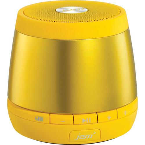 HMDX Jam Plus Wireless Bluetooth Speaker Kit (Yellow)