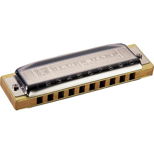 Hohner Blues Harp With Retail Box (Key of F) 532BX-F