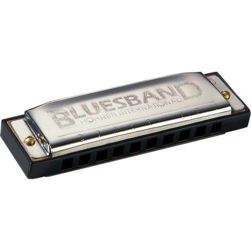 Hohner Bluesband Value Pack (3 Pieces) Harmonica Box 3P1501BX