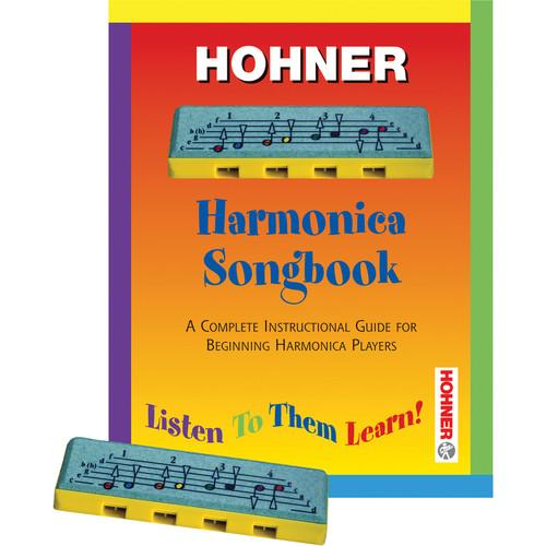 Hohner  Learn To Play Harmonica Package PL-106