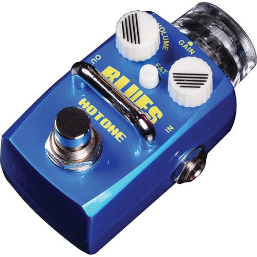 Hotone  Skyline Blues Overdrive Pedal TPSOD2