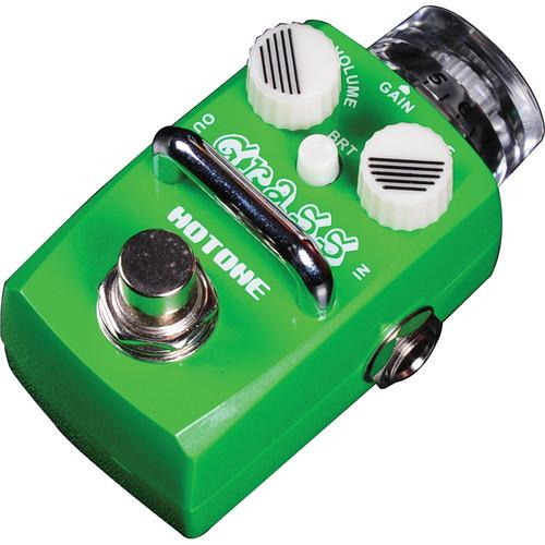 Hotone  Skyline Grass Overdrive Pedal TPSOD1