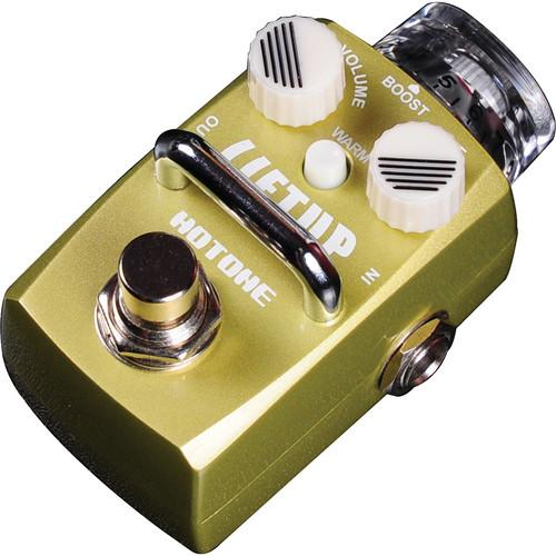 Hotone  Skyline LIFTUP Clean Boost Pedal TPSDB1