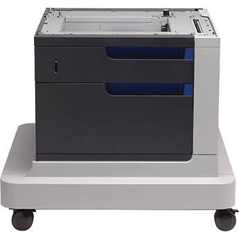 HP Color LaserJet 500-Sheet Paper Feeder and Cabinet CC422A