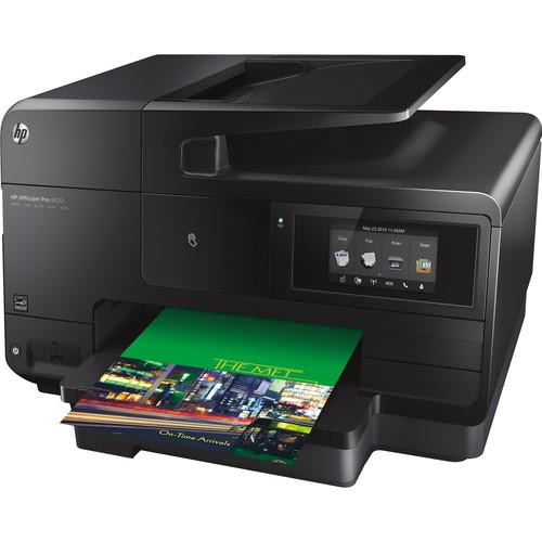 HP Officejet Pro 8620 e-All-in-One Wireless Color A7F65A#B1H