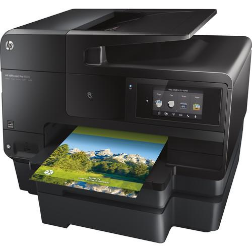 HP Officejet Pro 8630 e-All-in-One Wireless Color A7F66A#B1H