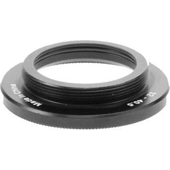 I-Torch M32-M40 Step-Up Ring for Underwater Lenses or AD-P4032