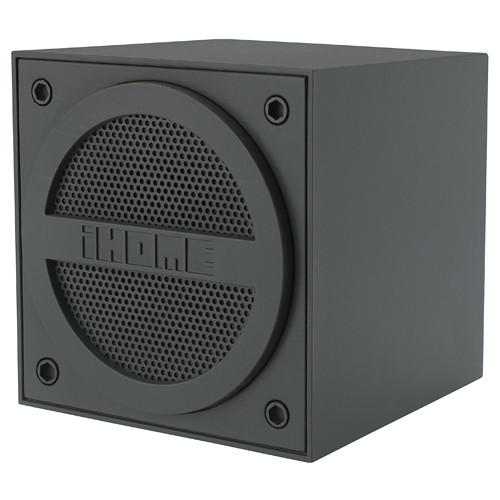 iHome Bluetooth Rechargeable Mini Speaker Cube in IBT16GC