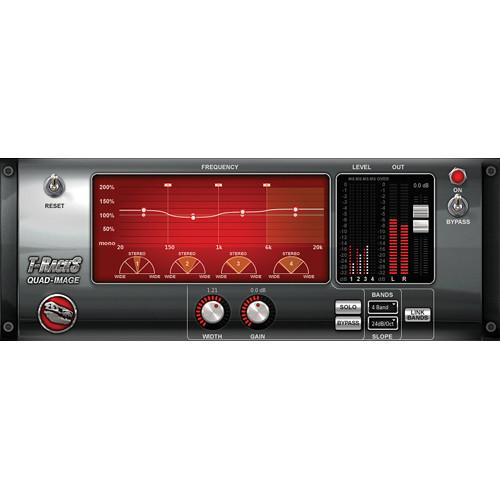 IK Multimedia Quad Image - Multi-Band Stereo TR-400-MBS-DD