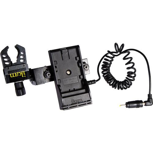 ikan Power Kit with Pinch Clamp for Blackmagic BMPCC-PWR-PN-E6
