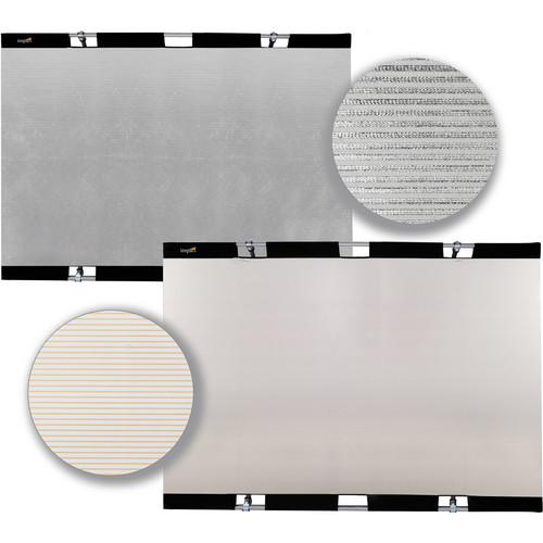 Impact Panel Frame Reflector Kit - Zebra Gold / Zebra FP-4367Z