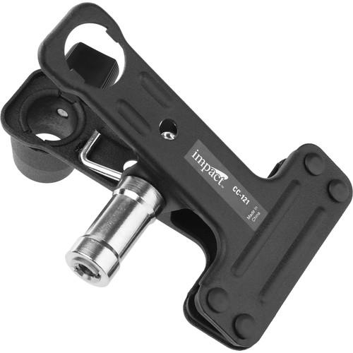 Impact Small Clip Clamp with Rubber Rivet Jaw CC-121