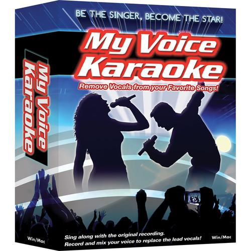 IPE Music My Voice Karaoke - Vocal Removal Software 1097-45