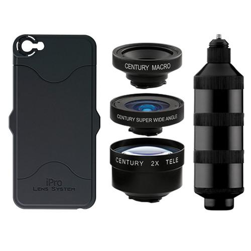 iPro Lens by Schneider Optics Series 2 Trio Kit 0IP-5SKT-3L