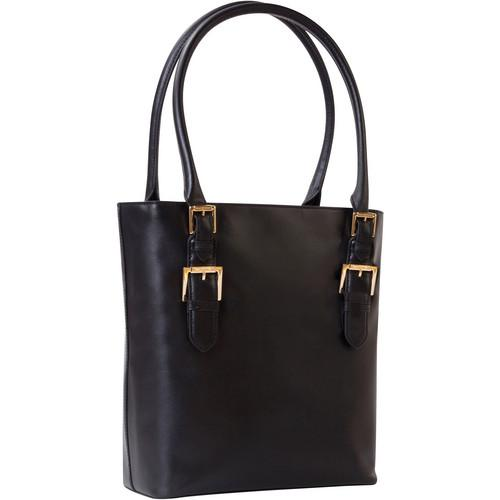ISAAC MIZRAHI The Emily Camera Tote (Black) IM42857-B