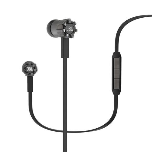 JBL Synchros S200a Android In-Ear Headphones (Onyx) SYNIE200ABLK