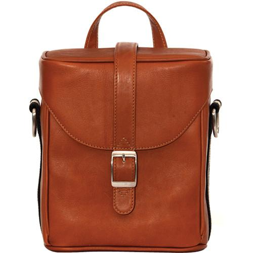 Jill-E Designs JACK Hudson Leather Camera Bag (Tan) 464071