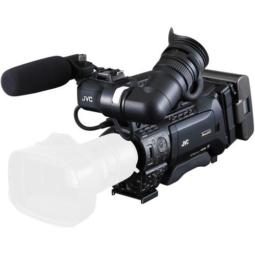 JVC GY-HM850 ProHD Shoulder Mount Camcorder GYHM850F17