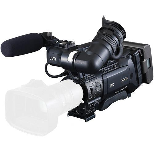 JVC GY-HM890 ProHD Shoulder Mount Camcorder GYHM890C14