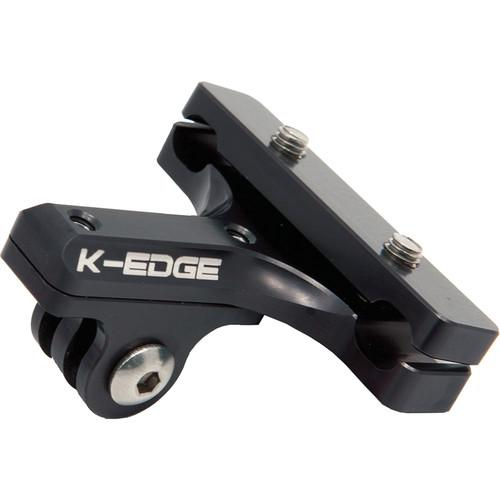 K-EDGE GO BIG Pro Saddle Rail Mount for GoPro HERO K13-430-BLK