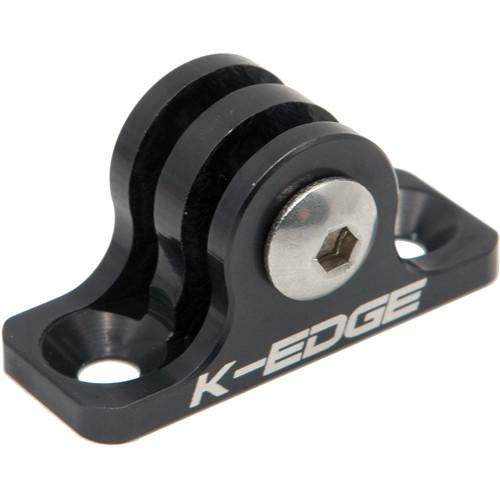 K-EDGE GO BIG Universal GoPro Adapter (Black) K13-400-BLK