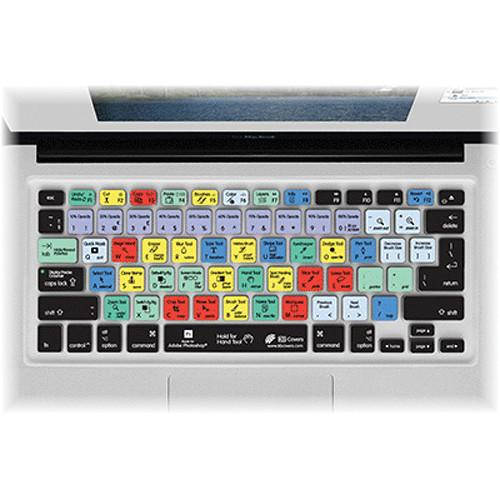 KB Covers Photoshop Keyboard Cover for MacBook, Air PS-M-CC-2