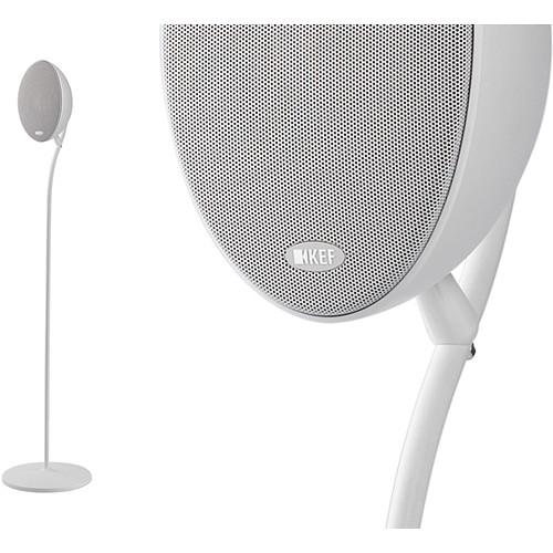 KEF Floorstand for E301 Satellite Speaker (White) E