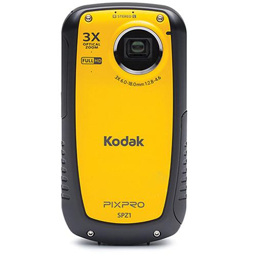 Kodak PIXPRO SPZ1 Waterproof Digital Camcorder SPZ1