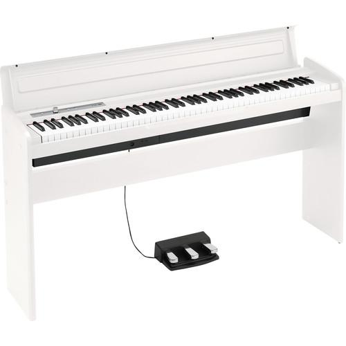 Korg  LP-180 - Digital Piano (White) LP180WH