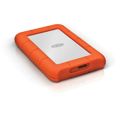 LaCie 2TB Rugged Mini Portable Hard Drive 9000298