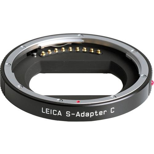 Leica  S-Adapter C for Contax 645 Lenses 16038
