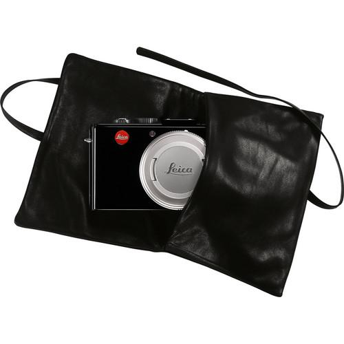 Leica Soft Napa Leather Pouch for D-Lux 6 Digital Camera 18732