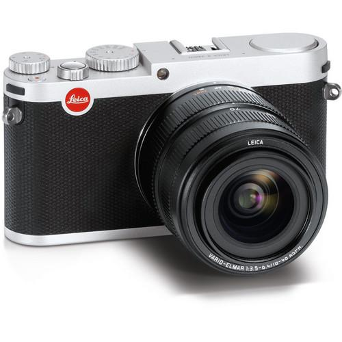 Leica  X Vario Digital Camera (Silver) 18431