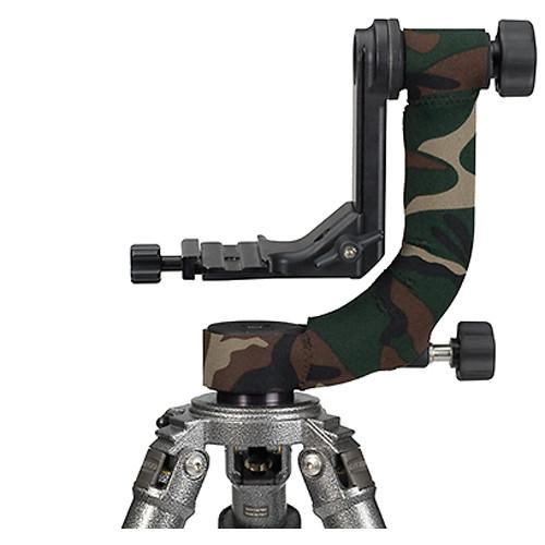 LensCoat Suri PH-20 Head Cover (Forest Green Camo) LCSU20FG
