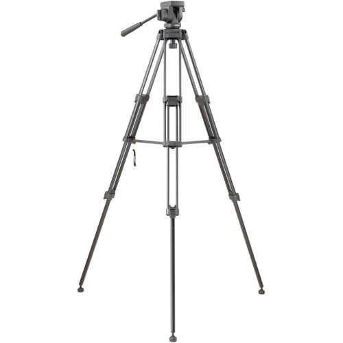 Libec TH-650HD Head/Tripod with Carrying Case TH-650HD
