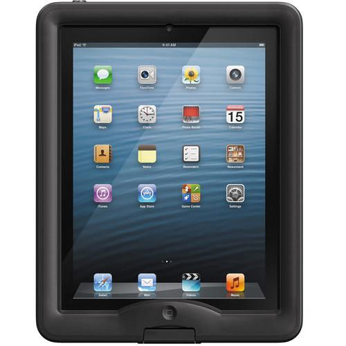 LifeProof n��d Case for iPad Air (Black/Gray) 1901-01