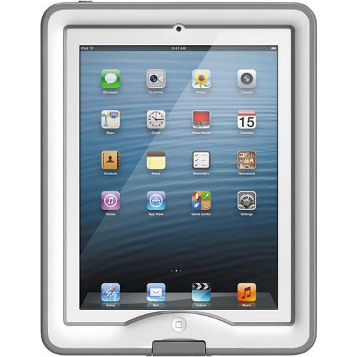 LifeProof n��d Case for iPad Air (White/Gray) 1901-02
