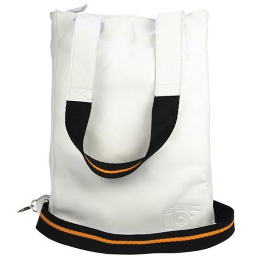 Lomography Lomofolio Bag (White & Orange) B110W