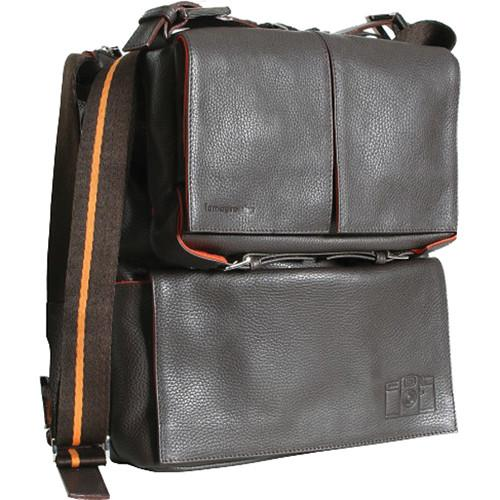 Lomography  Sidekick Leather Bag (Brown) B400