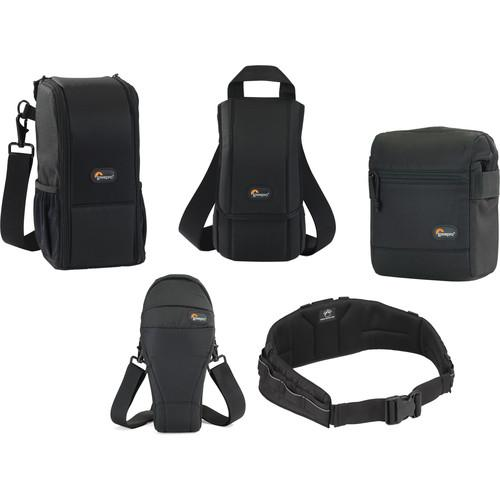 Lowepro Deluxe S&F Wedding Photographer Kit LP36768