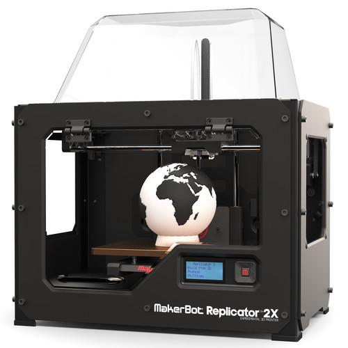 MakerBot Replicator 2X Experimental 3D Printer MP05927