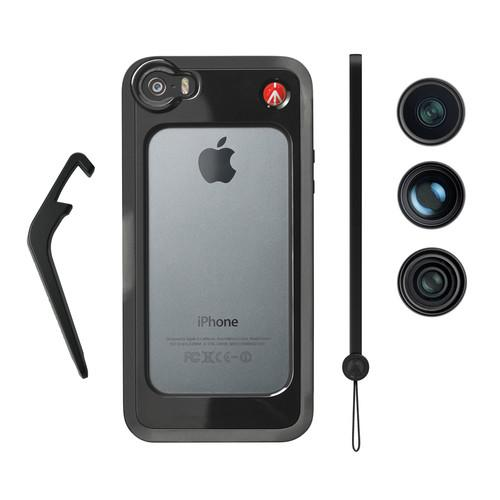 Manfrotto KLYP  Case for iPhone 5/5s with Fisheye, MKOKLYP5S