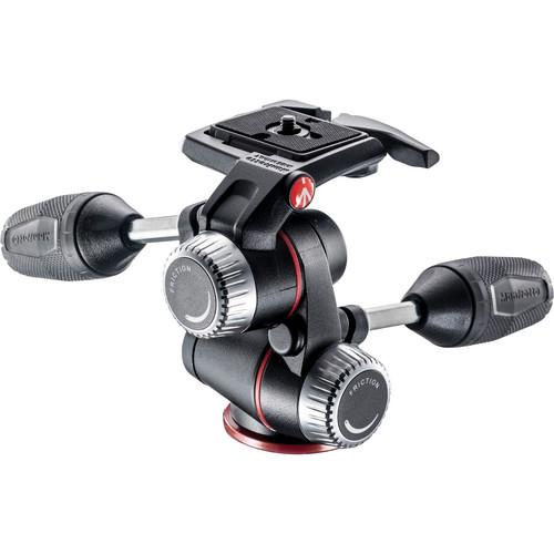 Manfrotto MHXPRO-3W 3-Way Pan/Tilt Head MHXPRO-3W