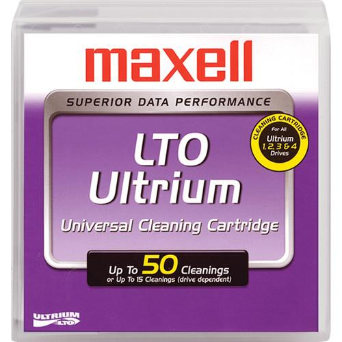 Maxell  Cleaning Cartridge for LTO Drives 183804