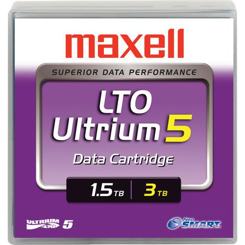 Maxell Maxell LTO Ultrium 5 Data Cartridge (1.5TB/3TB) 229323