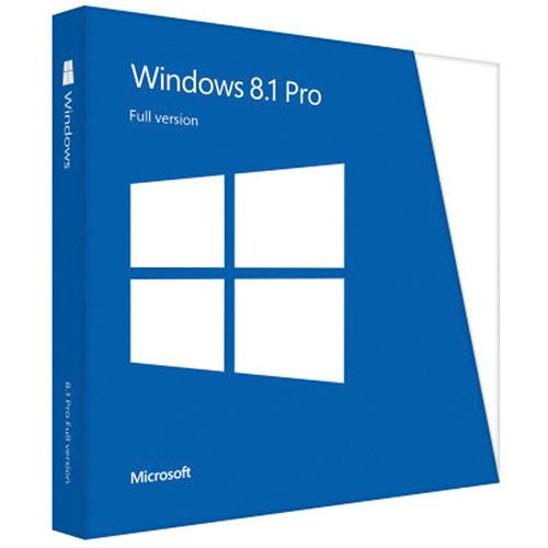 Microsoft Windows 8.1 Pro OEM System Builder DVD FQC-06950