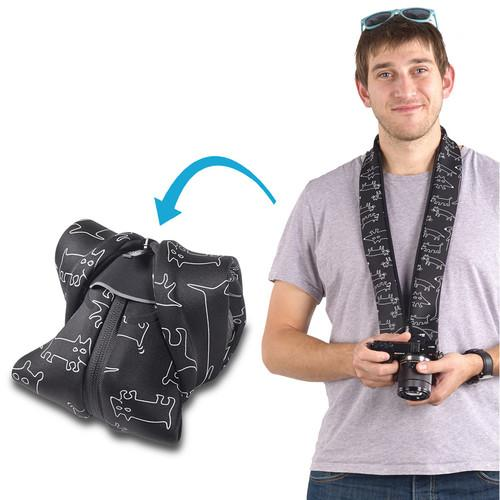 miggo Strap and Wrap for Mirrorless and Compact MW SR-CSC PS 50