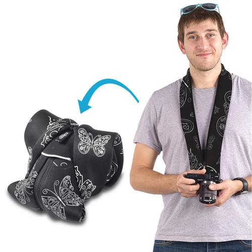 miggo Strap and Wrap for Mirrorless and Compact MW SR-CSC RW 50