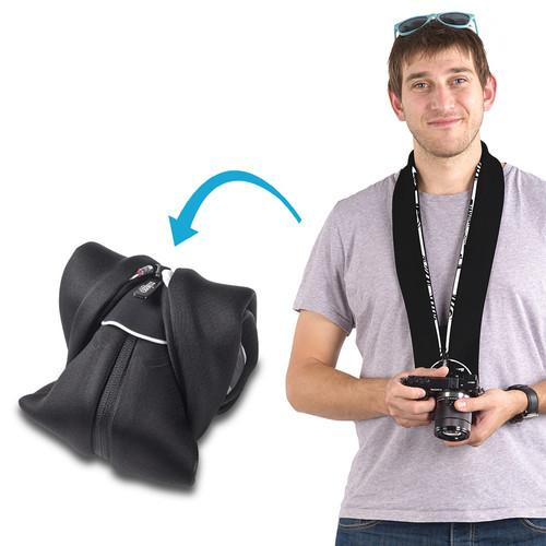 miggo Strap and Wrap for Mirrorless and Compact MW SR-CSC ZN 50
