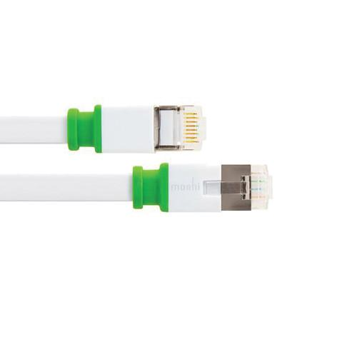 Moshi 12' Gigabit Ethernet Cat 6 Cable (White) 99MO023107